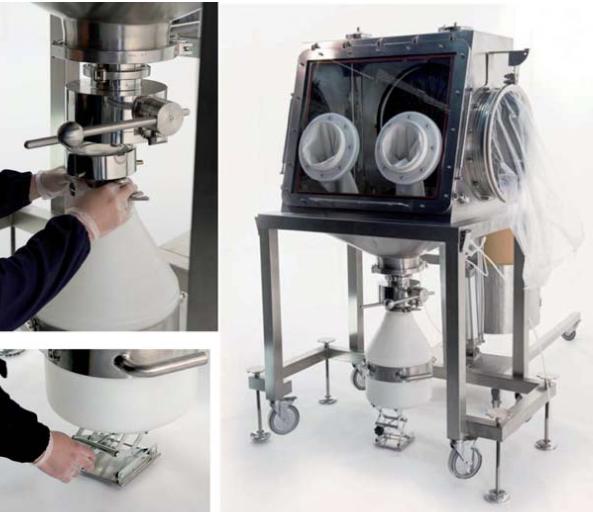 Drum Iris Technology Csv Containment News
